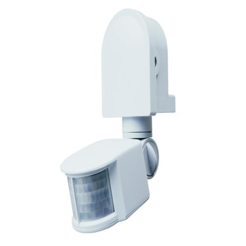 Byron Es90w Pir Area Light White