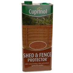 Cuprinol Shed&fence Protector Acorn Brown 5l