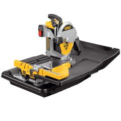 Dewalt D24000 Wet Tile Saw 1600 Watt 240 Volt