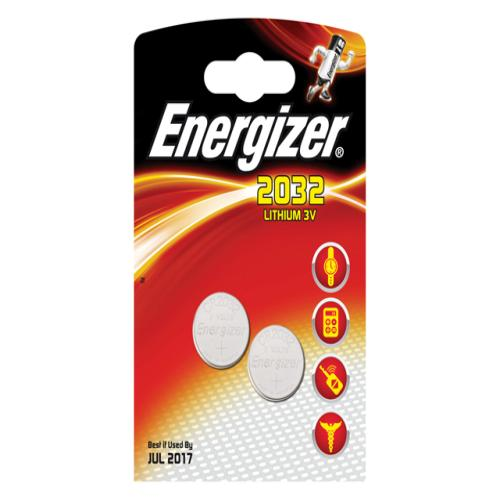 energizer cr2032 coin lithium battery pk2 london power tools. Black Bedroom Furniture Sets. Home Design Ideas
