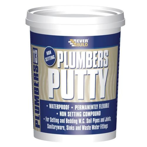 Everbuild Plumber's Putty 750g
