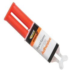 Everbuild Stick 2 Rapid Epoxy Syringe 24ml