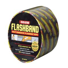 Evo-stik Flashband Roll Grey 50mm X 10m
