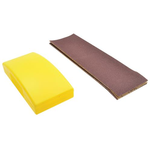 Flexovit Lightweight Sanding Block Kit