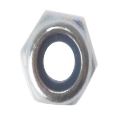 Forgefix Hexagon Nut & Nylon Insert Zp M20