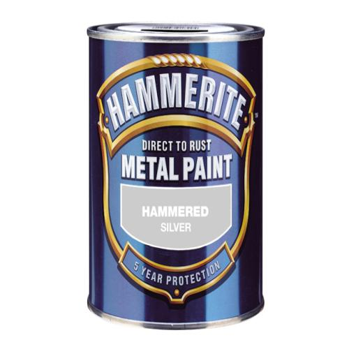 Hammerite Direct To Rust Hammered Finish 250m