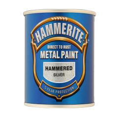 Hammerite Direct To Rust Hammered Finish 2.5l