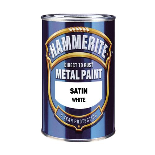 Hammerite Direct To Rust Satin Finish 250ml