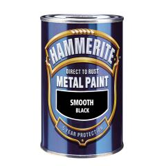Hammerite Direct To Rust Smooth Finish 250ml