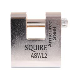 Henry Squire Aswl2 Steel Padlock 80mm
