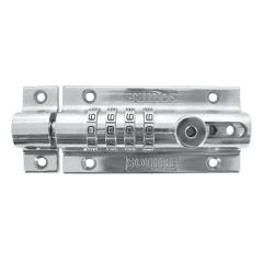 Henry Squire Combi Re-codeable Locking Chrome