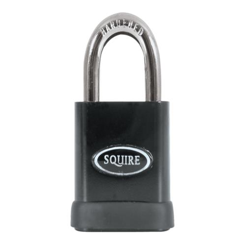 Henry Squire Ss50s Steel Padlock 50mm Keyed