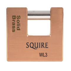 Henry Squire Wl3 Warehouse Padlock 90mm