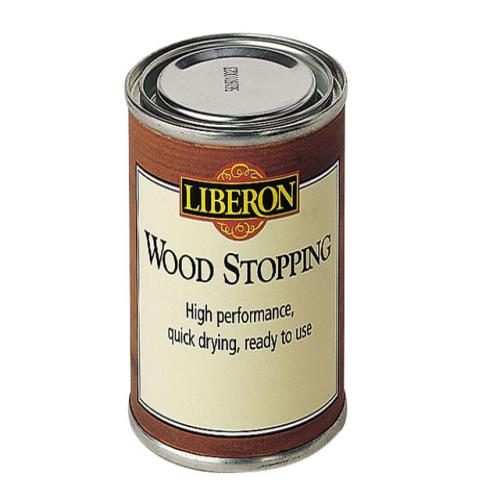 Liberon Wood Stop Medium Oak 125ml
