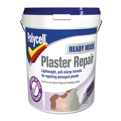 Polycell Plaster Repair Polyfilla Ready Mixed