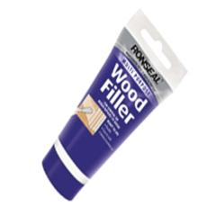 Ronseal Multi Purpose Wood Filler White 100g