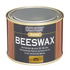 Ronseal Beeswax Paste Dark Oak 400g