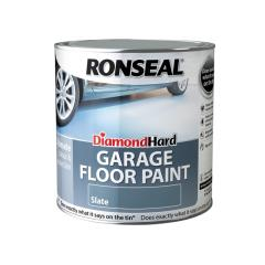 Ronseal Garage Floor Paint Slate 2.5 Litre