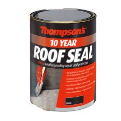 Ronseal Thompsons Roof Seal Black 1 Litre