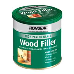 Ronseal Hi-performance Wood Filler 1kg