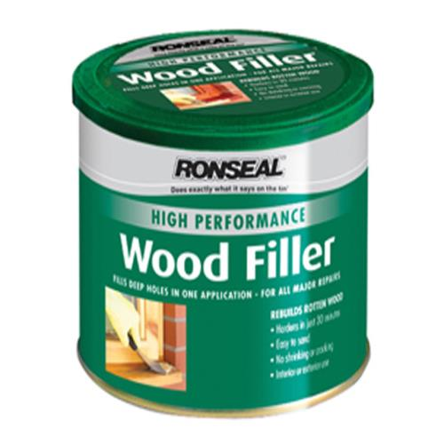 Ronseal Hi-performance Wood Filler White 275g
