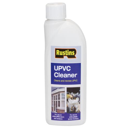 Rustins Upvc Cleaner 500ml