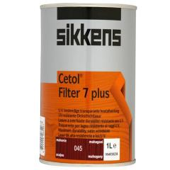 Sikkens Filter 7+ Woodstain Mahogany 1l