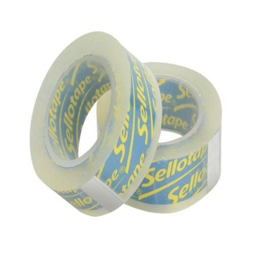 Sellotape On-hand Refill 18mm X 15m Pack Of 2