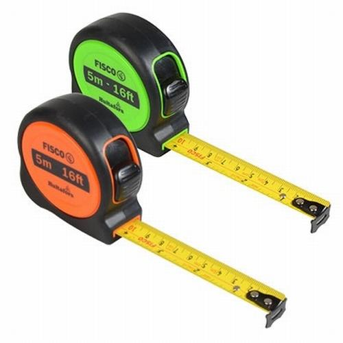 Stanley 5m (16ft) Hi-vis Tape