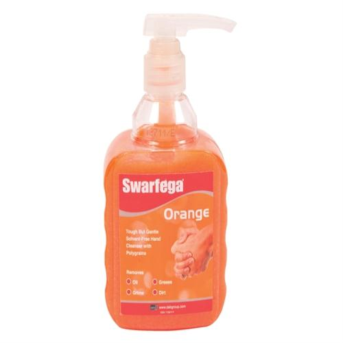 Swarfega Orange Hand Cleaner Pump Pack 450ml