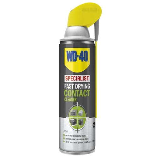 Wd-40 Specialist Contact Cleaner Aerosol 400m
