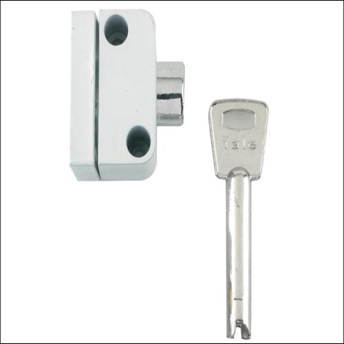 Yale 8k102 Window Lock White Finish Visi