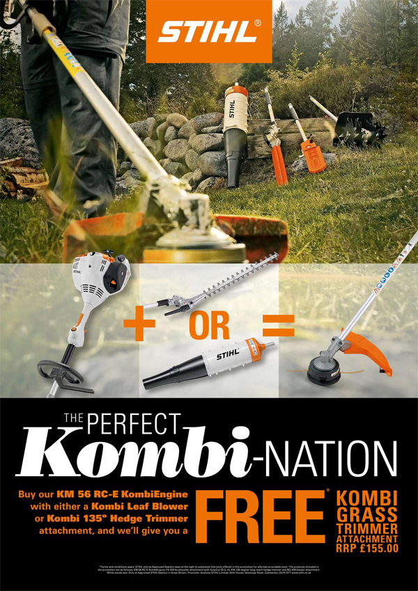 London Power Tools - Stihl Kombi Promotion